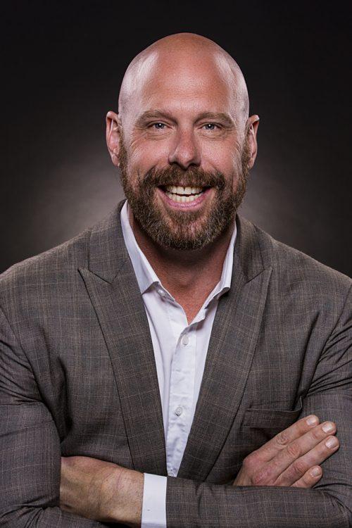 Corporate Portrait - Chris Mogensen