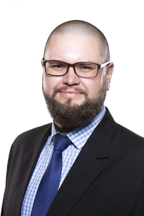 Corporate Portrait - Taylor Botha